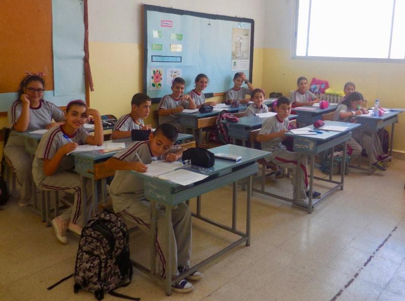 école liban