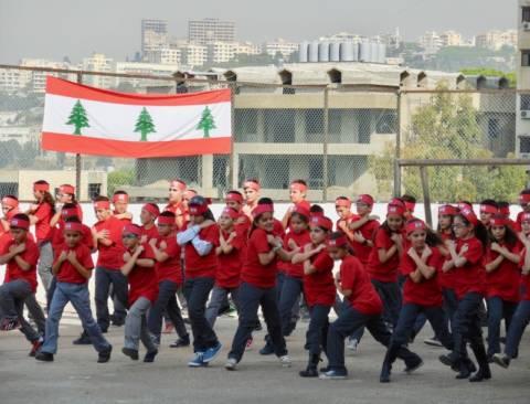 fête de l'indépendance Liban